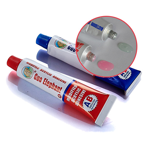 Modified Acrylic Adhesive (AB Glue) 30ML
